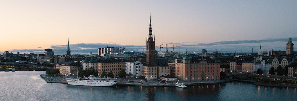 konferenser i Stockholm
